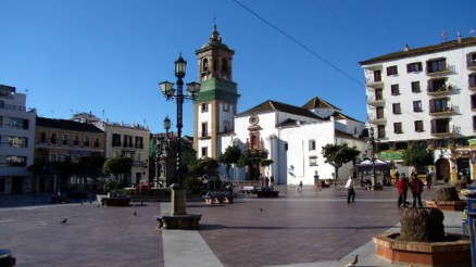Algeciras Plaza Alta