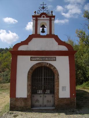 Ermita del Señor de Almonaster la Real