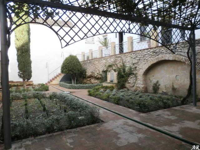 Jardín Andalusí de Arcos de la Frontera