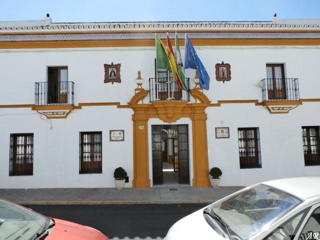 Aznalcázar Ayuntamiento