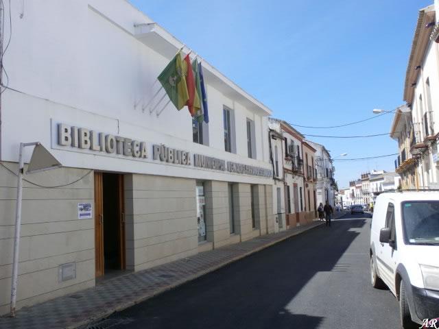 Biblioteca Municipal de Aznalcázar