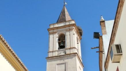 Iglesia Parroquial de Santa María de las Nieves, Benacazón