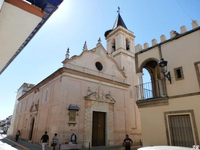 Iglesia Parroquial de Santa María de las Nieves - Monumento Religioso en Benacazón