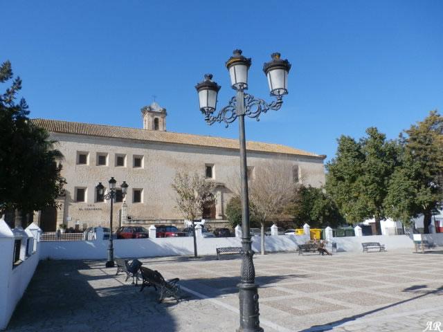 Bornos - Plaza Las Monjas