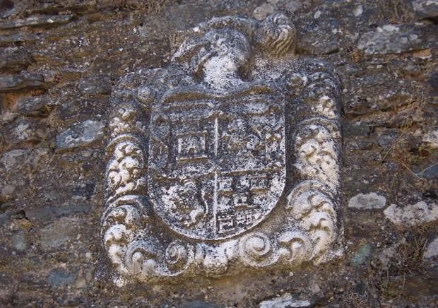 Castillo de Almonaster la Real