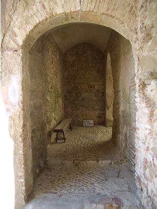 Castillo de Tarifa, Puerta del Recodo