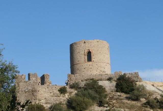 Castillo de Jimena de la Frontera