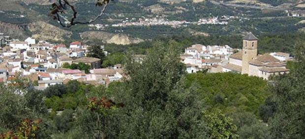 El Pinar, Valle de Lecrín