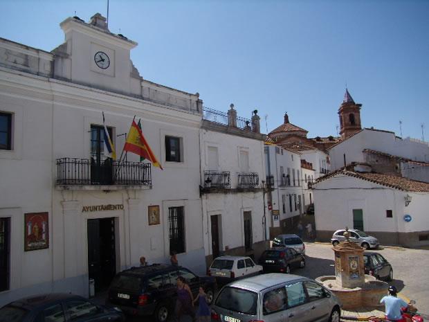 Ayuntamiento de Galaroza