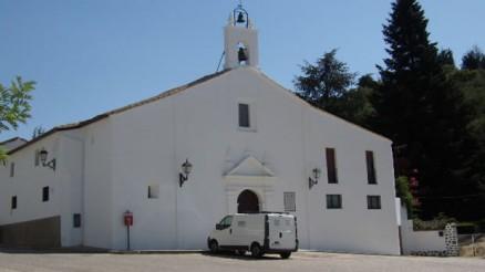 Ermita de Nuestra Señora del Carmen de Galaroza
