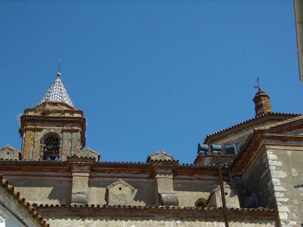 Parroquia de la Purísima Concepción de Galaroza