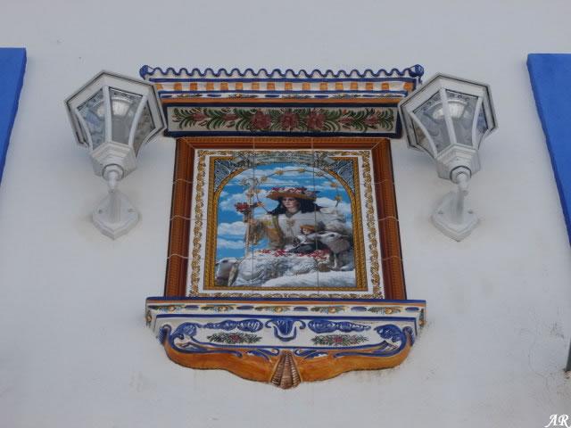 hinojos-mural