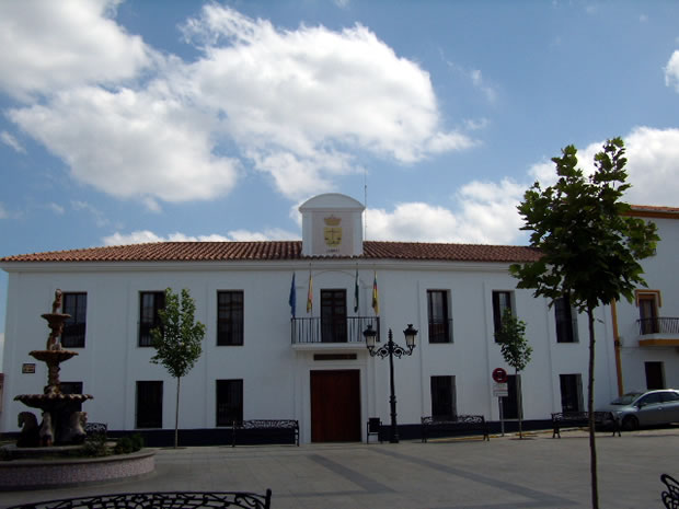 Jabugo Town Hall
