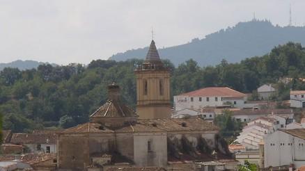 Iglesia de San Miguel Arcángel de Jabugo