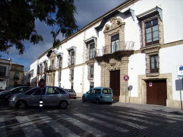 casa-palacio en venta en jerez de la frontera