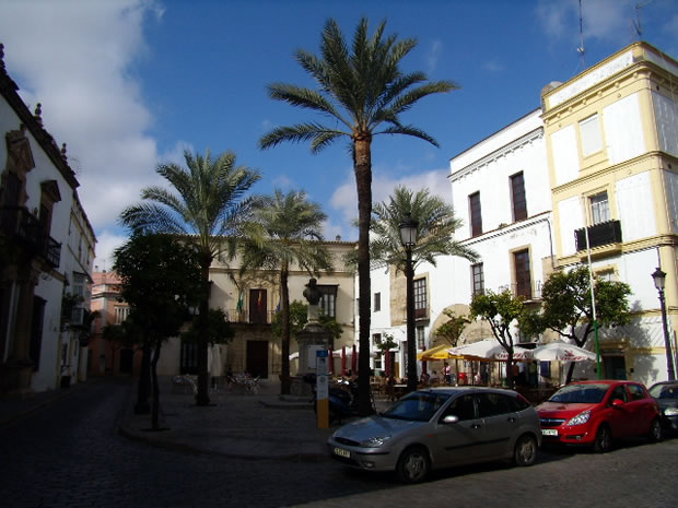 Plaza Rafael Rivero