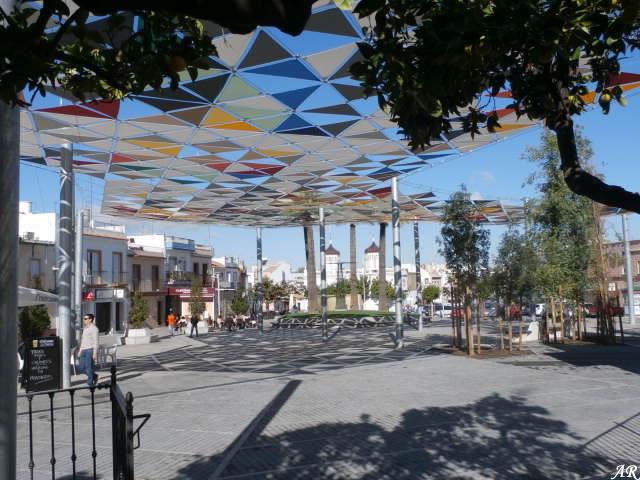 Plaza Mártires del Pueblo