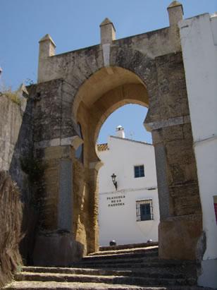 Arco de la Pastora en Medina Sidonia