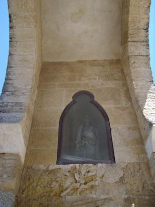 Interior Arco de la Pastora