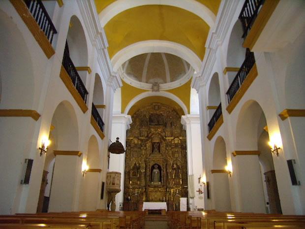 Victoria Church - Medina Sidonia