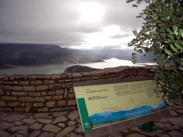 Mirador de Zahara de la Sierra