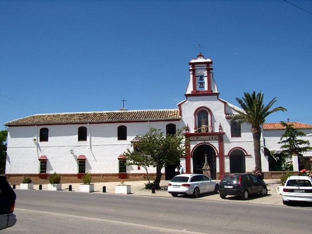 Ermita de los remedios santuario ntra sra de los for Alquiler de casas en los remedios sevilla