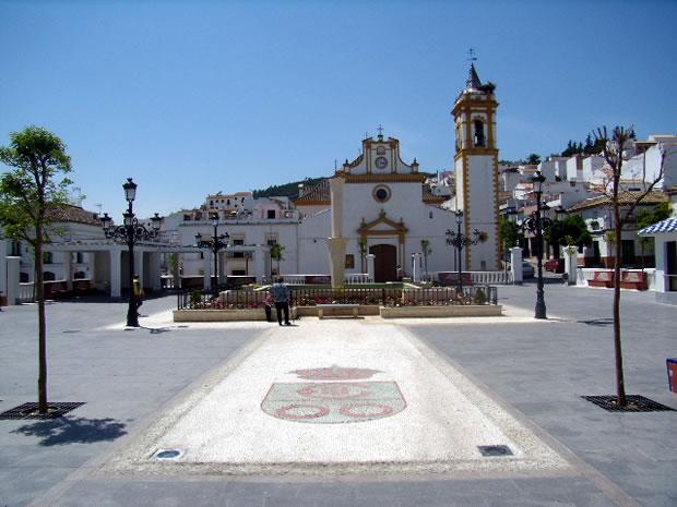 Prado del Rey Plaza de la Constitución
