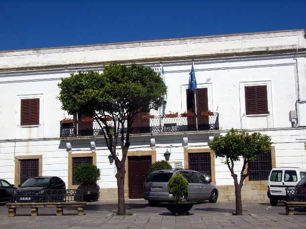 Town Hall of San Roque