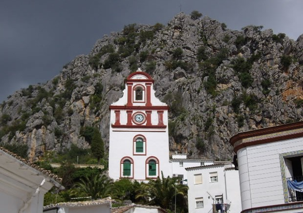 Iglesia de San Antonio de Ubrique