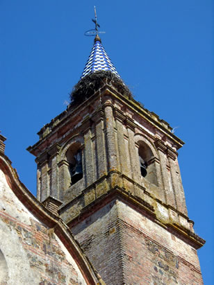 Parish Church of the Divino Salvador - Valdelarco