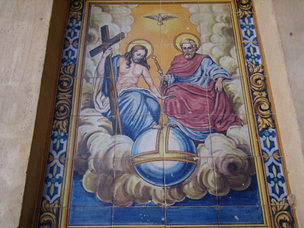 valdelarco-iglesia-del-divino-salvador-mural