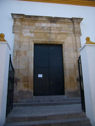 Parish church of nuestra se ora de las virtudes in villamartin for Muebles martin huelva