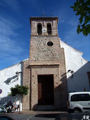Iglesia de San Mateo de Almáchar