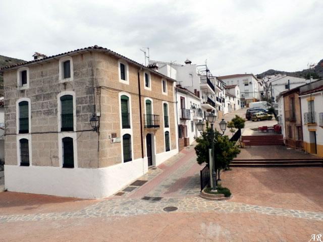 Plaza Fray Leopoldo