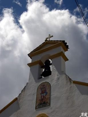 Parroquia de San Juan de Dios en la Cañada del Real Tesoro - Cortes de la Frontera 7/05/2011