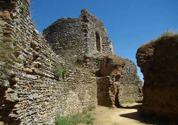 Castillo de Constantina