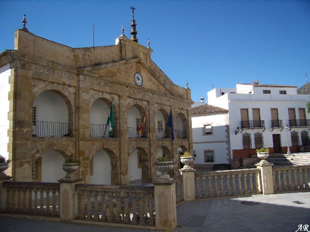 Ayuntamiento de Cortes de la Frontera - Casa Consistorial - Patrimonio Cultural