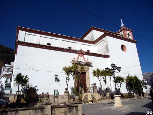 Iglesia Parroquial de Nuestra Señora del Rosario de Cortes de la Frontera