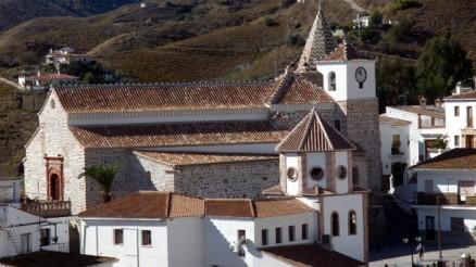 Iglesia de Nuestra Señora del Rosario - El Borge - Axarquía Malagueña