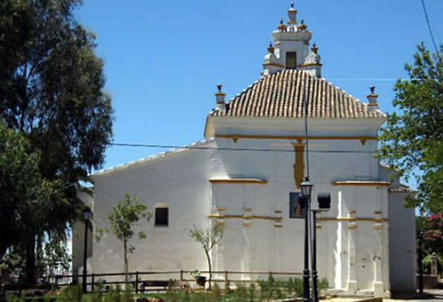 Ermita de la Virgen del Espino - El Pedroso - Chapel
