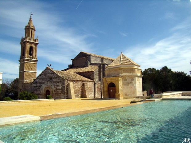 Iglesia de Santa María la Mayor, monumento religioso de Estepa