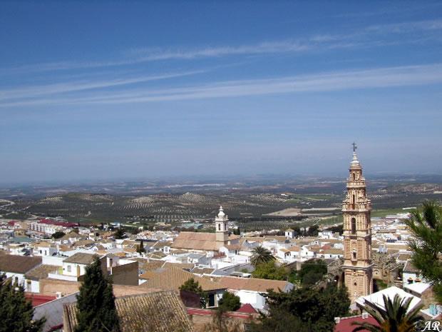 Estepa, monumentos, historia y gastronomu00eda del municipio sevillano