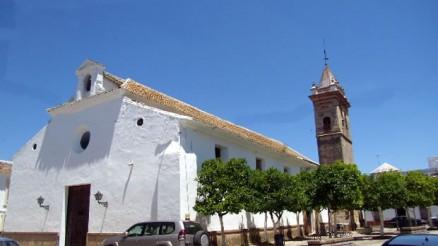 Iglesia de Nuestra Señora de las Huertas de La Puebla de los Infantes