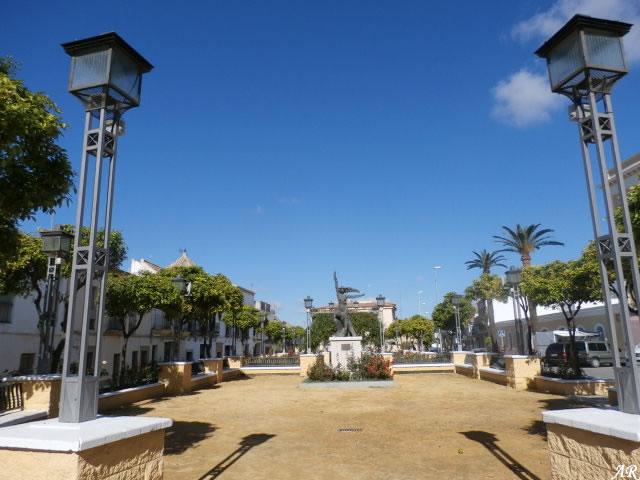 Lebrija - Plaza Juan Díaz de Solis