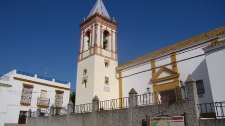 Iglesia de Santa Marta, Los Molares 4/05/2009