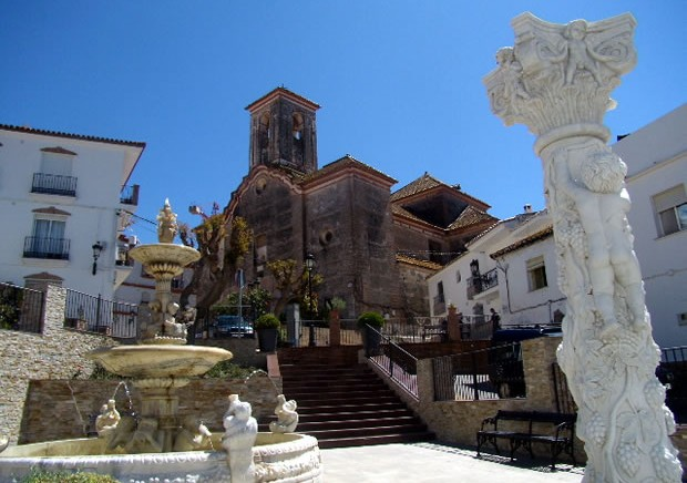 Iglesia de Santa Ana de Manilva