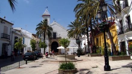 Ermita del Santo Cristo de Marbella