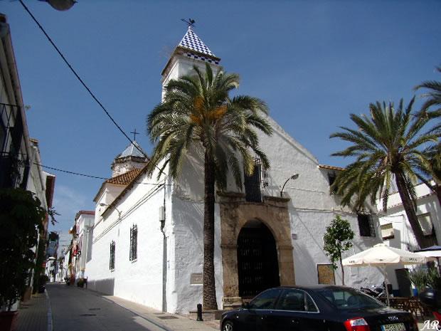 Santo Cristo Chapel