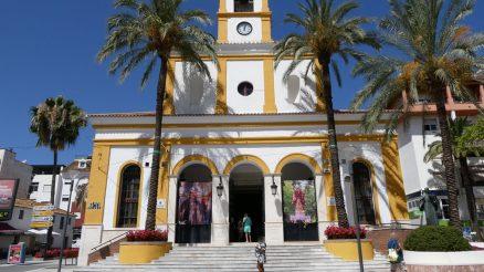 Iglesia de San Pedro de Alcántara, Marbella