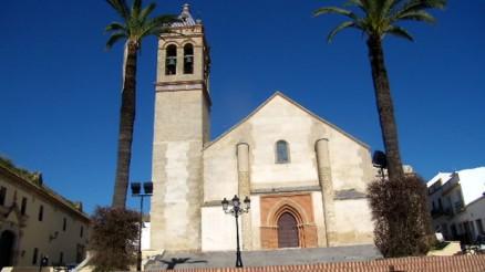 Iglesia de San Juan Bautista de Marchena